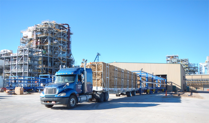 Hugoton_Biomass Delivery